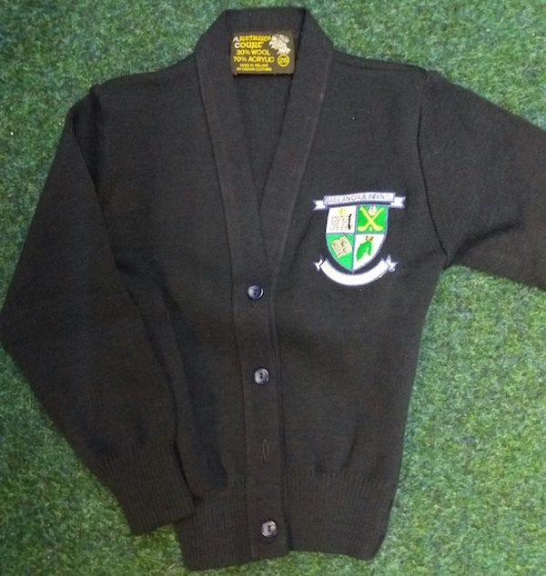 Ballinkillen National School Cardigan