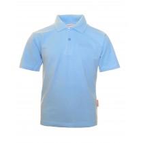 Baby Blue Polo Shirt