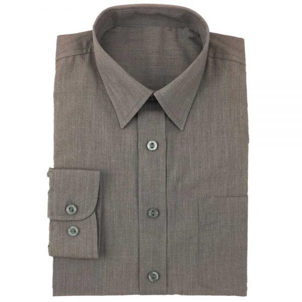 Grey School Shirt