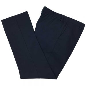 Navy Boys School Trousers
