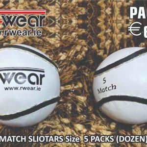 R-Wear Match Sliotar