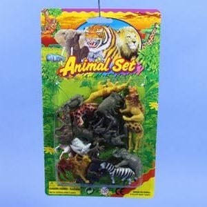 Zoo Animal Set
